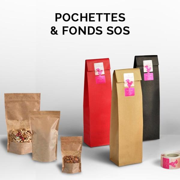 Pochettes Et Fonds Sos