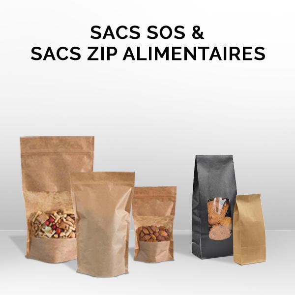 Sacs SOS & ZIP